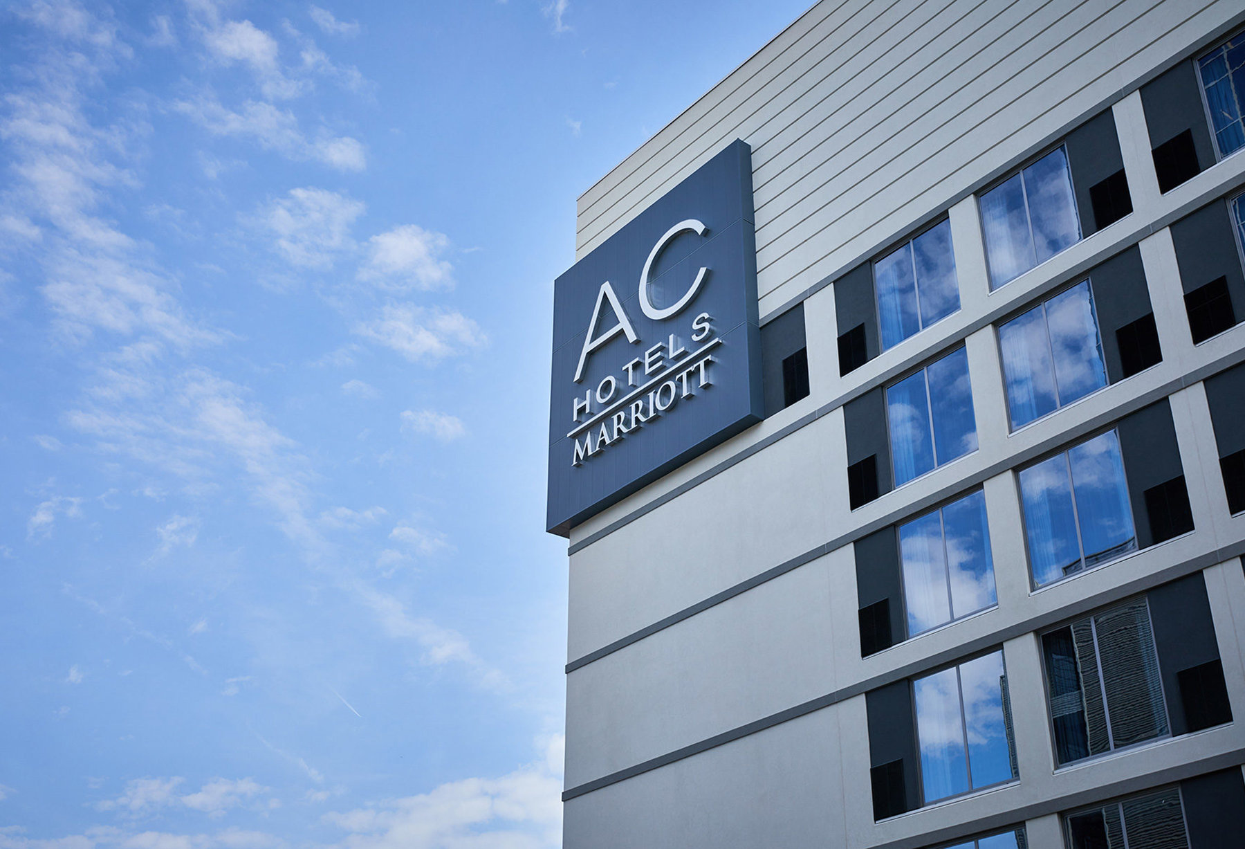AC Hotel Sign