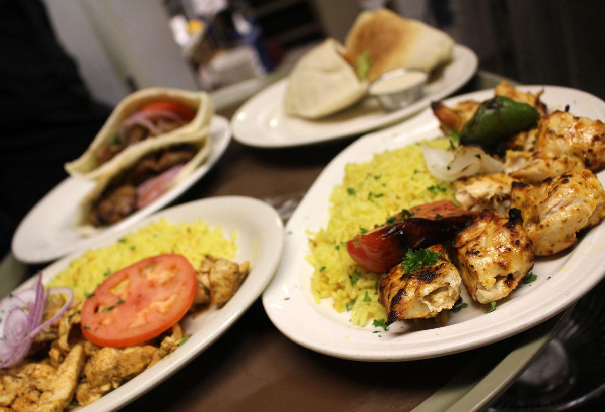 Alladin's Eatery
