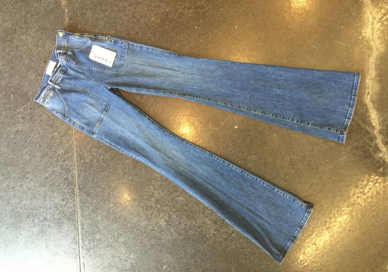 Gena Chandler Flare Jeans