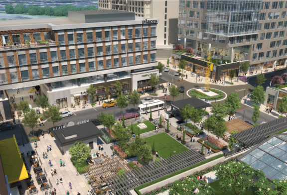 Main District Project Plaza