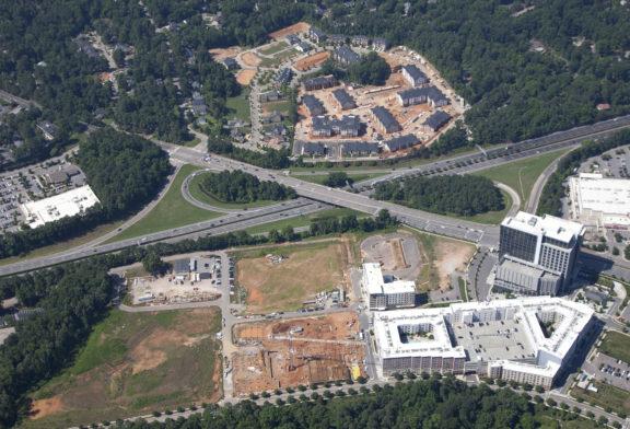 North Hills in 2013