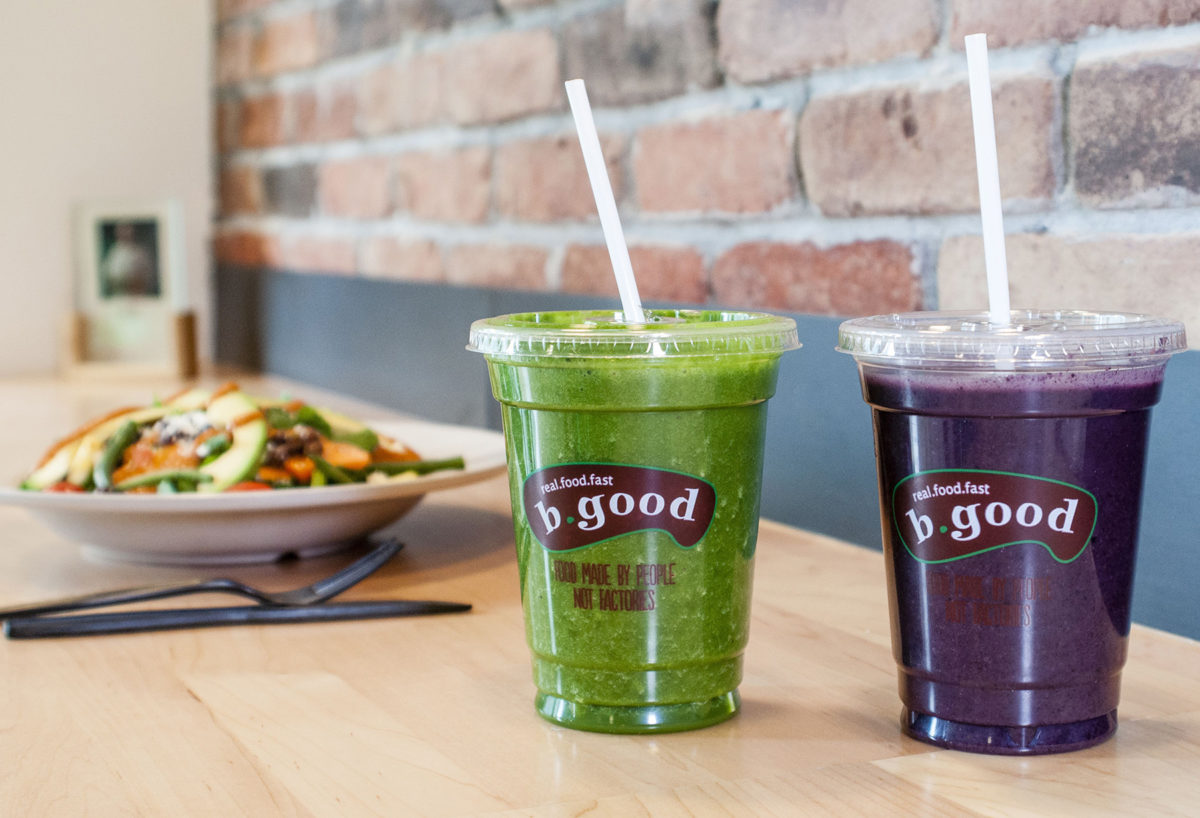 B.Good Smoothies