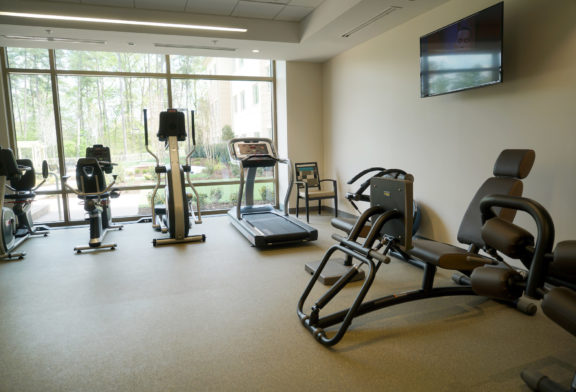 The Cardinal Fitness Center