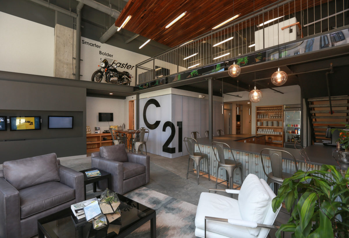 Superieur But For Now, Come See Century 21 Triangle Group 10 Floors Up At 4208 Six  Forks Road, Suite 1000, In Raleigh For All Of Your Home Buying Or Selling  Needs.