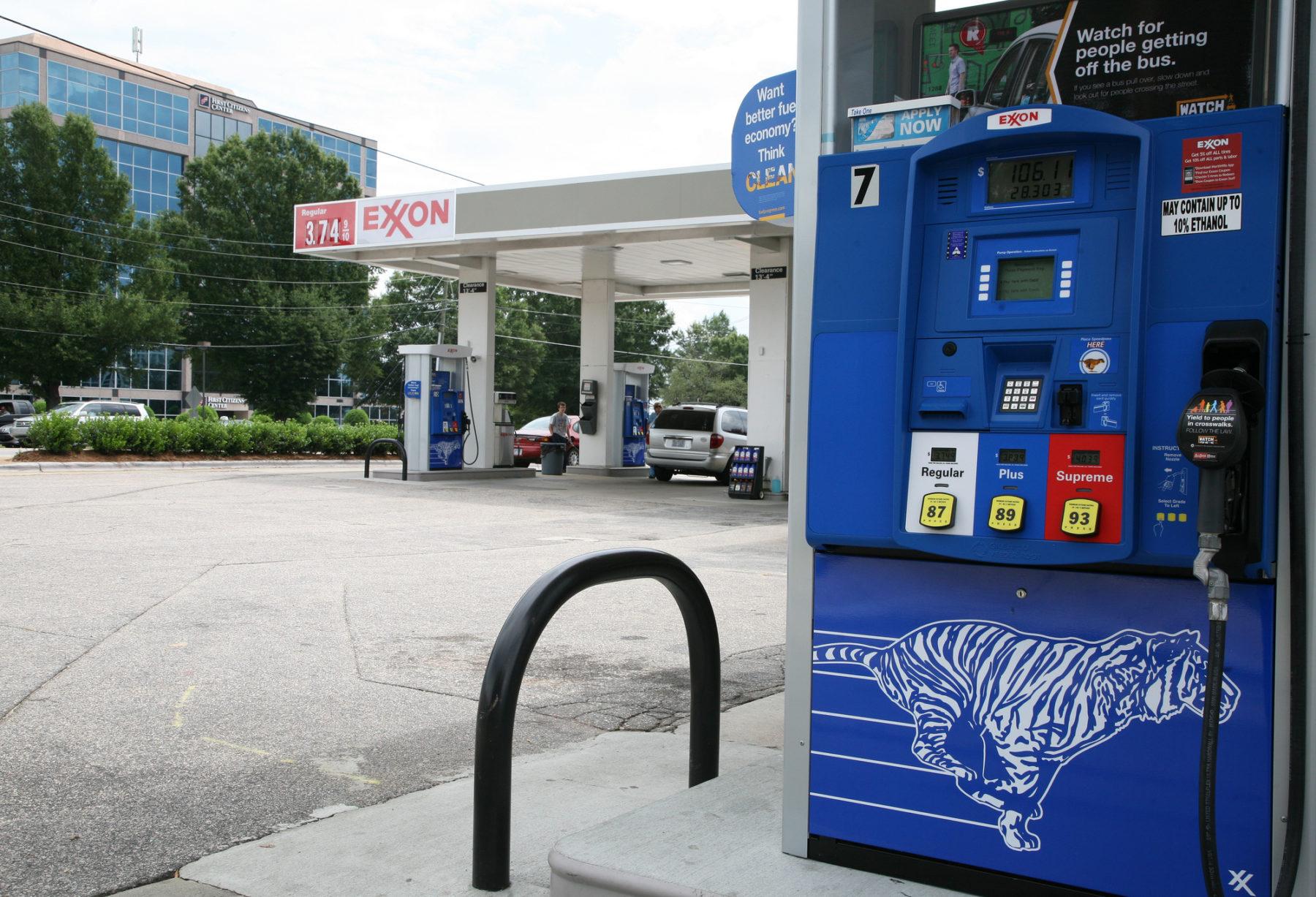 Exxon North Hills