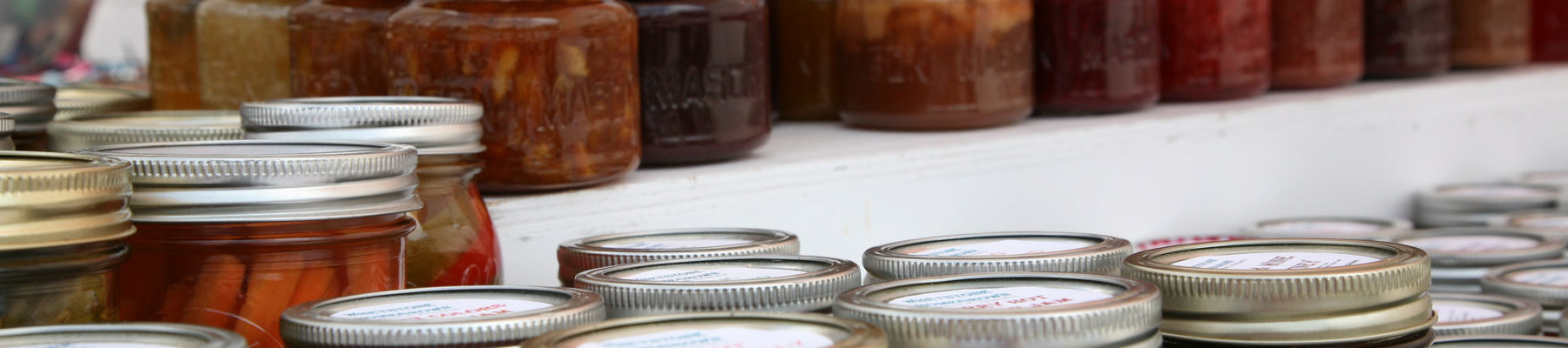 Midtown Farmers' Market Preserves