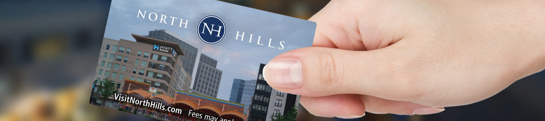 North Hills Gift Cards