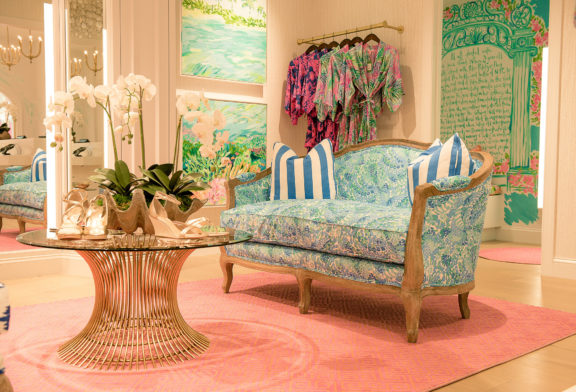 Inside Lilly Pulitzer
