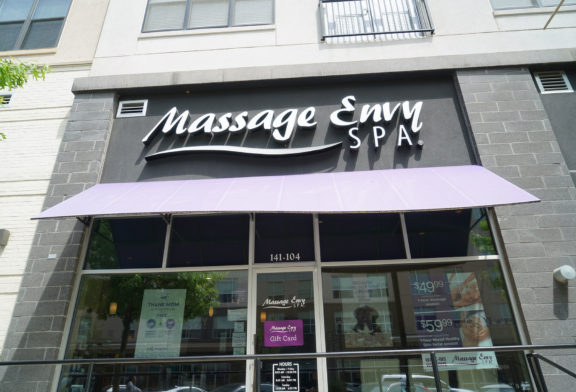 Massage Envy Storefront
