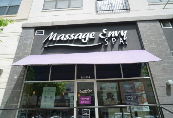Massage Envy Storefront