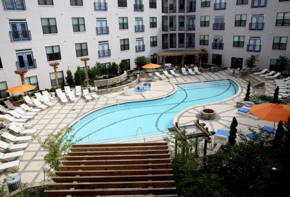 Park & Market Swimming Pool