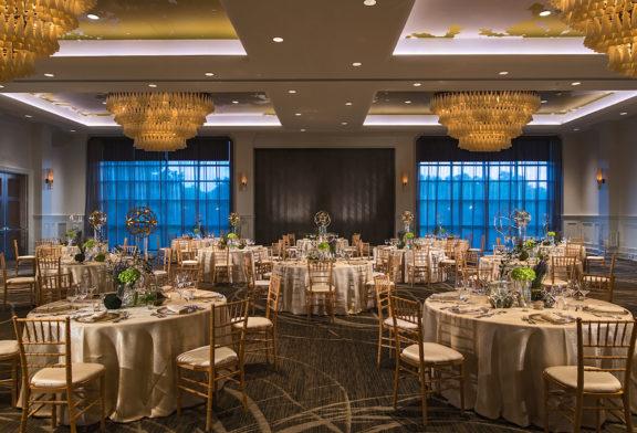 Renaissance Raleigh Hotel Ballroom