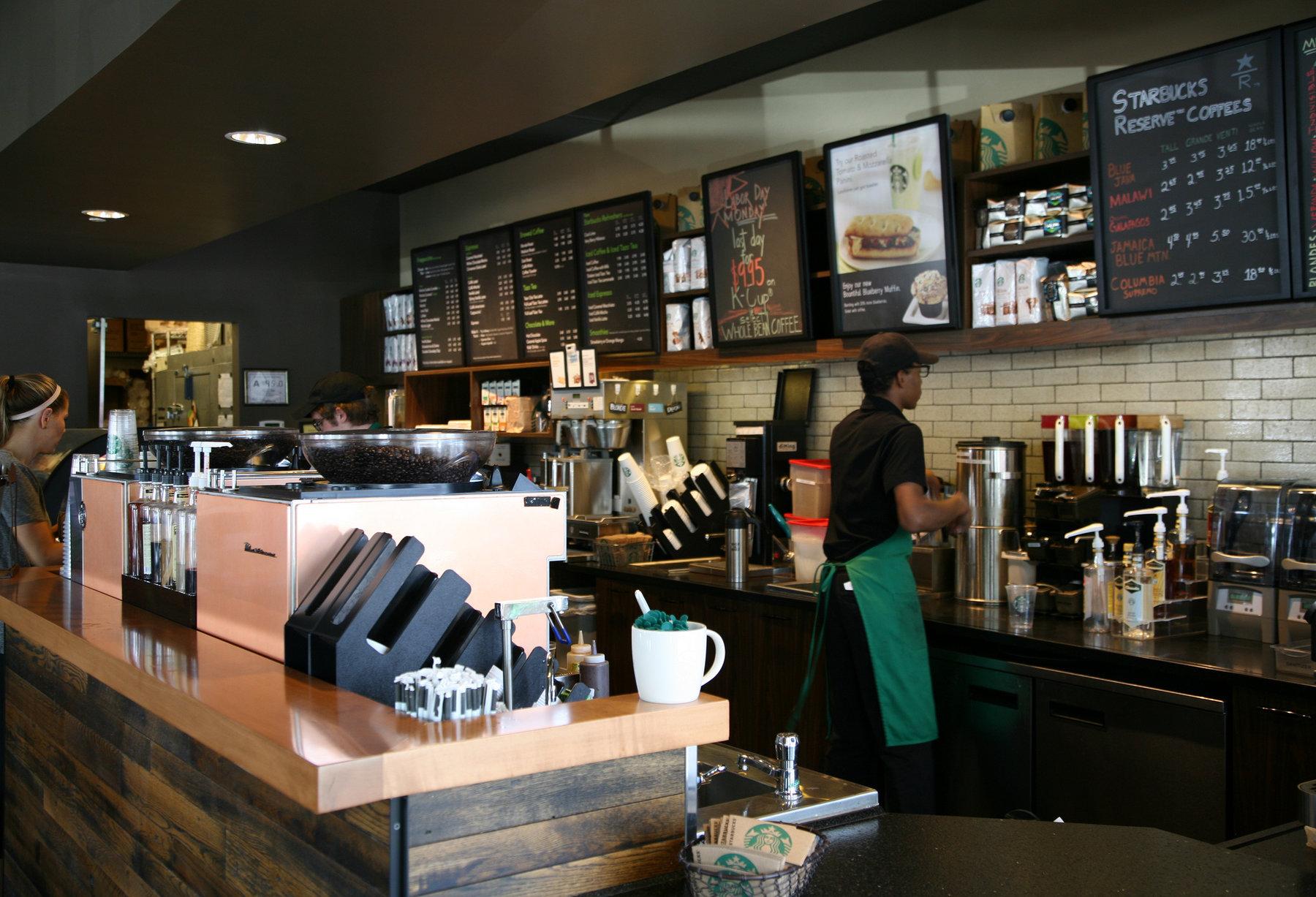 Starbucks on Lassiter