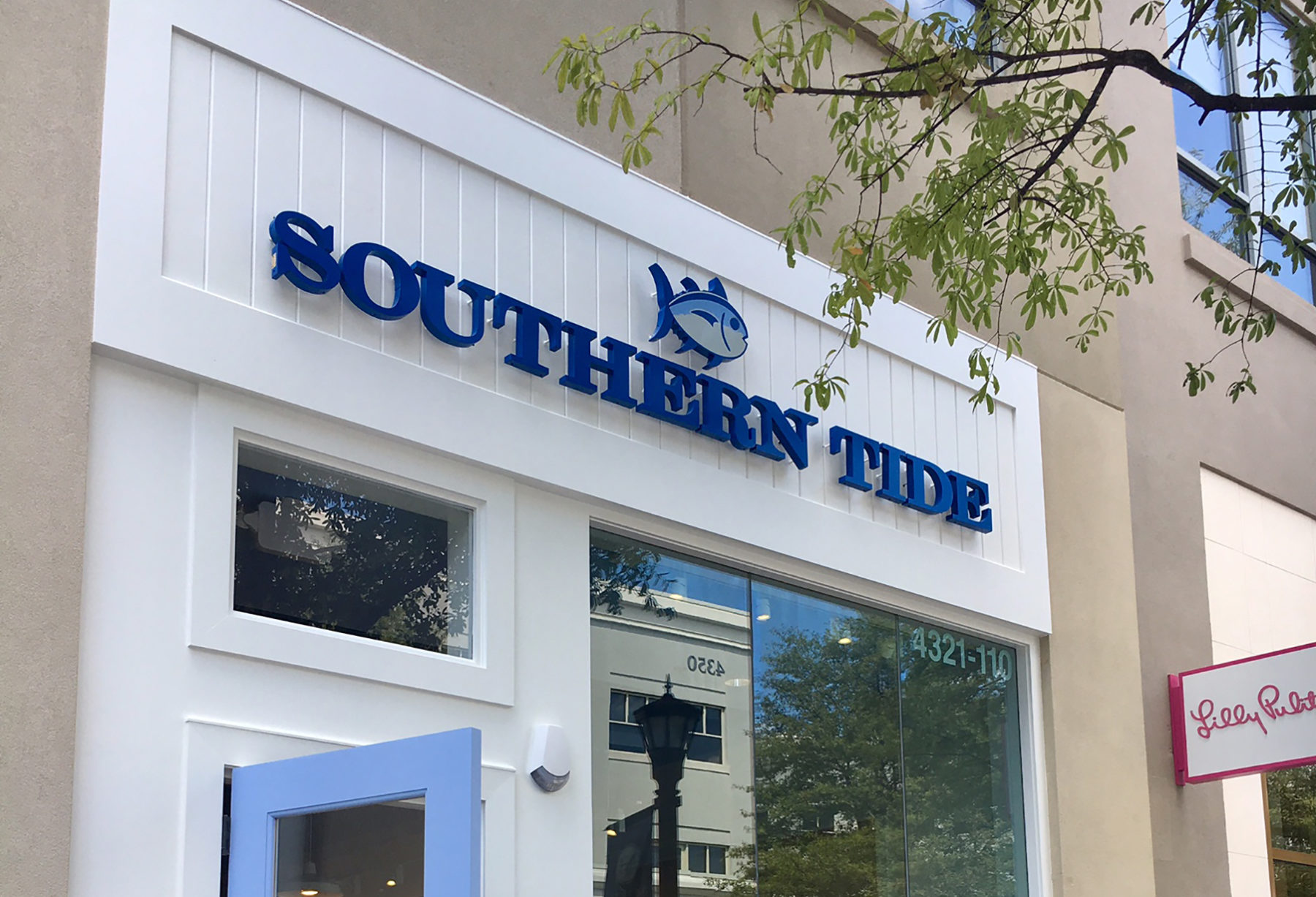 Southern Tide Sign