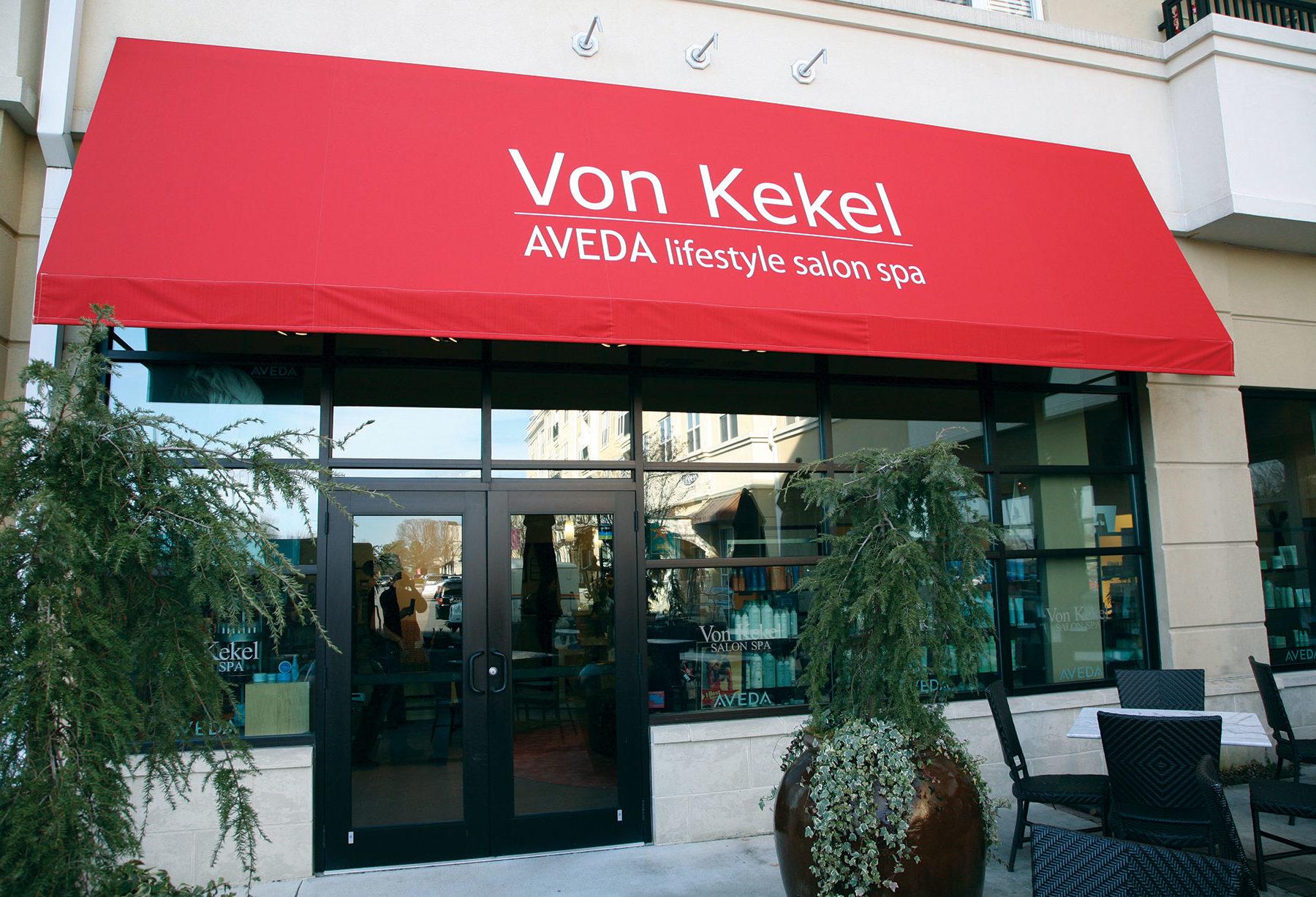 Von Kekel Aveda Lifestyle Salon Spa