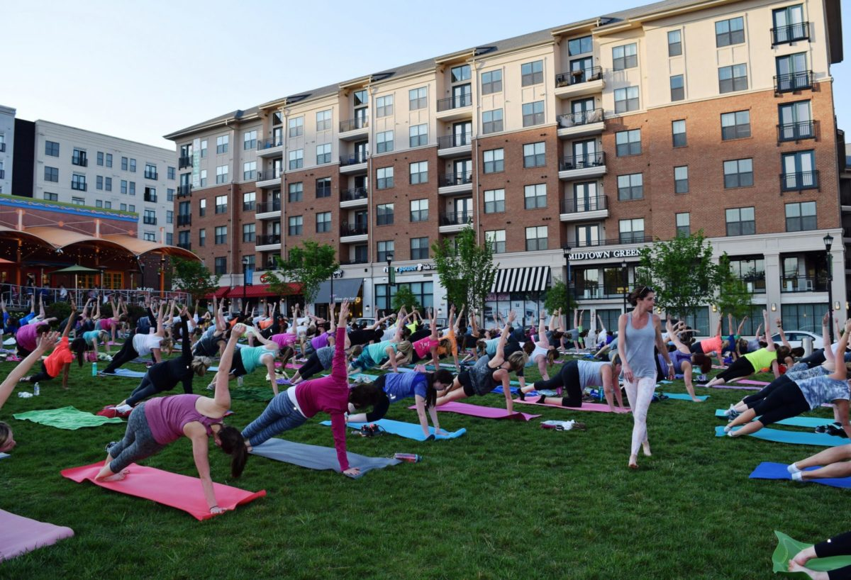 Wellness Wednesdays at North Hills